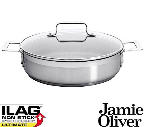 Jamie Oliver Edelstahl Saute Pfanne