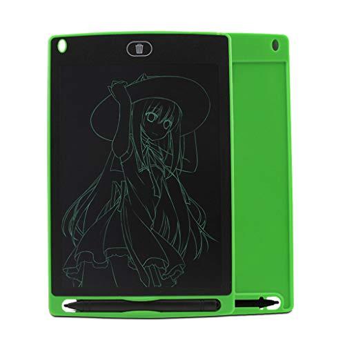 LMLCD-Board LCD Tavoletta Scrittura da 8.5 Pollici Fine grafia Scrittura Lavagna per Bambini Lavagna...