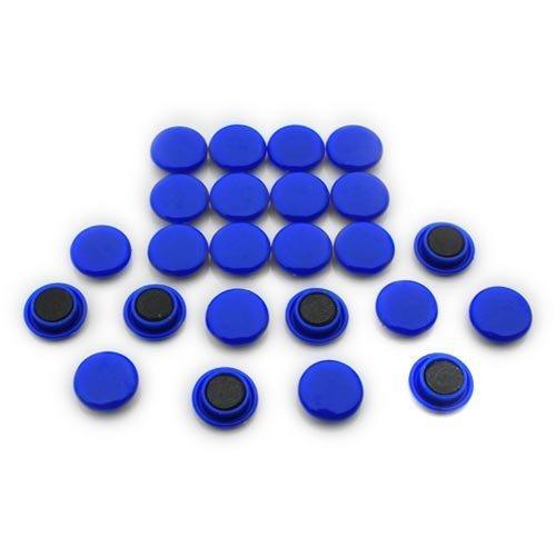 Magnet Expert Ltd - Magneti assortiti per promemoria, dimensione piccola, per ufficio e frigorifero,...