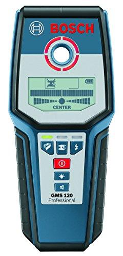 Bosch Professional Rilevatore Digitale GMS 120, Profondità di Rilevamento Max. Acciaio/Rame/Cavi...
