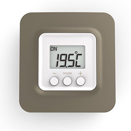 41aEZz0DiyL [Bon Plan Delta Dore!]  Delta Dore 6050625 Tybox 5100 Pack de Thermostat d'ambiance connecté avec box domotique IP Tydom 1,0