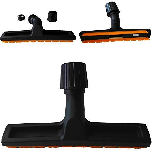 Maxorado - Spazzola universale per aspirapolvere, per pavimenti duri, per parquet, laminato, legno