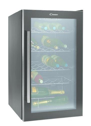 Candy CCVA 155 GL cantina vino Libera installazione 42 bottiglia/bottiglie A