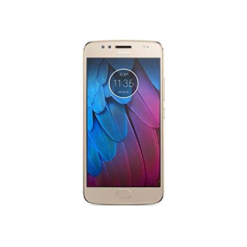 Motorola Moto G5S 32 GB (Single Sim) UK SIM-Free Smartphone - Fine Gold