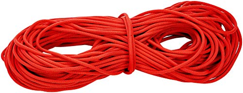BEAL Aqua'Tech - Cuerda de escalada, color rojo, talla FR: 9 mm x 70 m