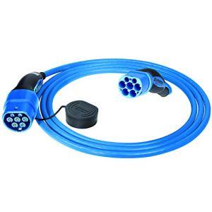 Mennekes 36213Charging Cable 32A 3Phase Connectors: Type 2 4M