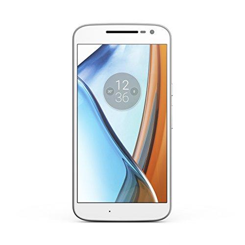 Motorola Moto G4 16GB Dual SIM-Free Smartphone - White