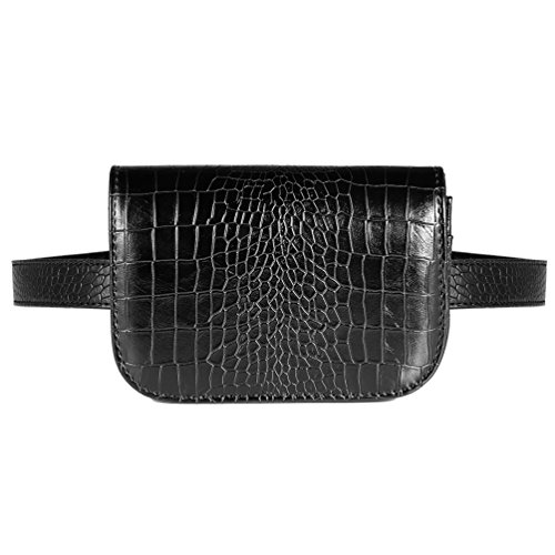Vbiger Gürteltasche Damen Bauchtasche Hüfttaschen für Frauen