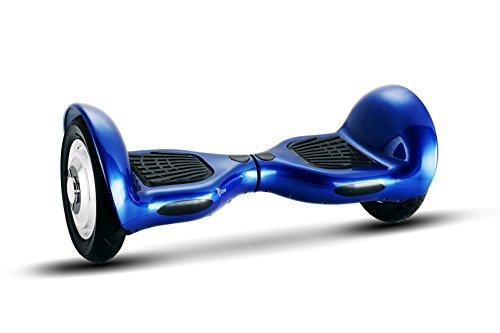 United Trade Hoverboard Elettrico Monopattino Elettrico Overboard, Balance Scooter Skateboard con...