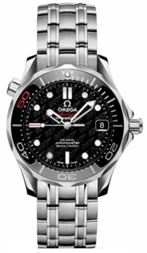 Omega Unisex Armbanduhr Seamaster James Bond 007 212.30.36.20.51.001