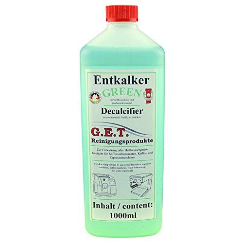 GET Decalcificatore Green 1000 ml