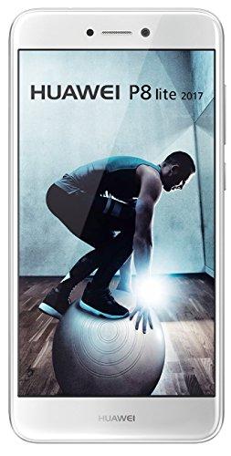 Huawei P8 Lite 2017 Dual SIM 4G 16GB White - smartphones...