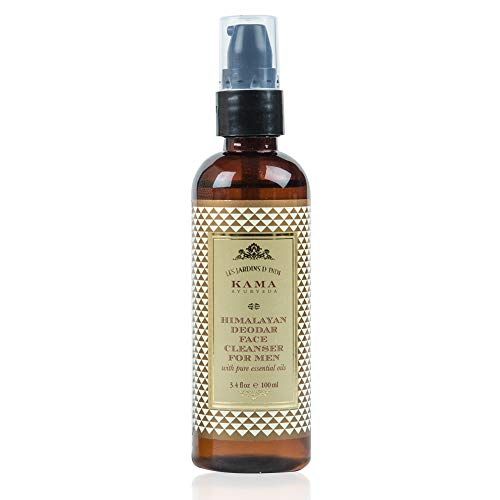 Kama Ayurveda Daily Face Care Regime for Men 11