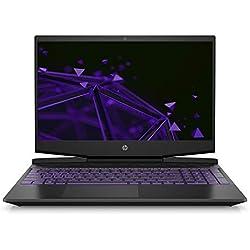 HP Pavilion Gaming Core i5 9th Gen 15.6-inch FHD Gaming Laptop(8GB/1TB HDD + 256GB SSD/Windows 10/NVIDIA GTX 1650 4GB Graphics/Shadow Black), 15-dk0047TX
