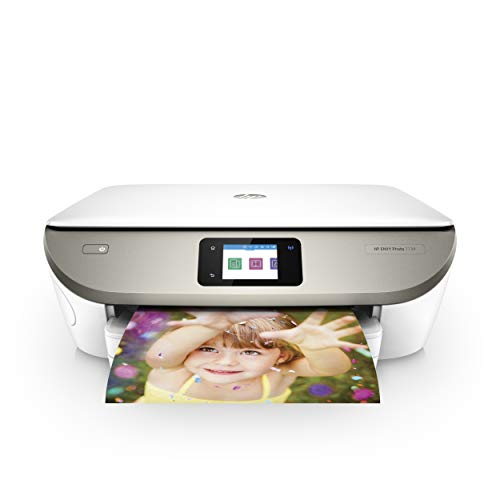 HP ENVY Photo 7134 (Z3M48B) Stampante Fotografica Multifunzione a Getto di Inchiostro Stampa,...
