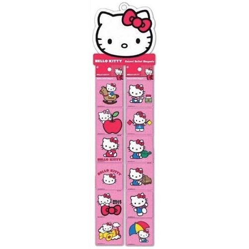 MAGNETE Pers. Oob-Hello Kitty Pop Oob-Up (sogg.a scelta)