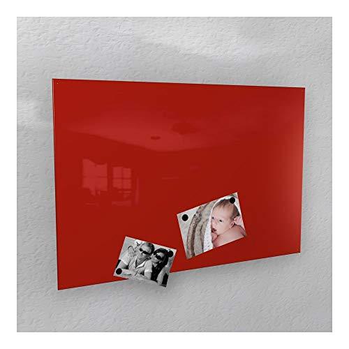 Colours-Manufaktur Lavagna magnetica 3Misure 40x 60cm/50x 80cm/60x 90cm Traffico RAL...