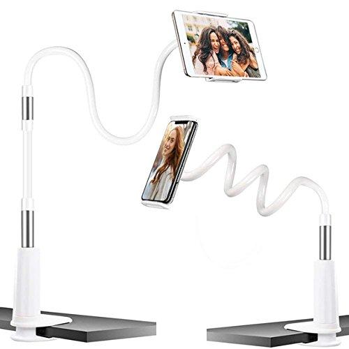 Joylink Supporto per Cellulare, Collo di Cigno, Universale, per Smartphone, Cellulare, Tablet, Collo...