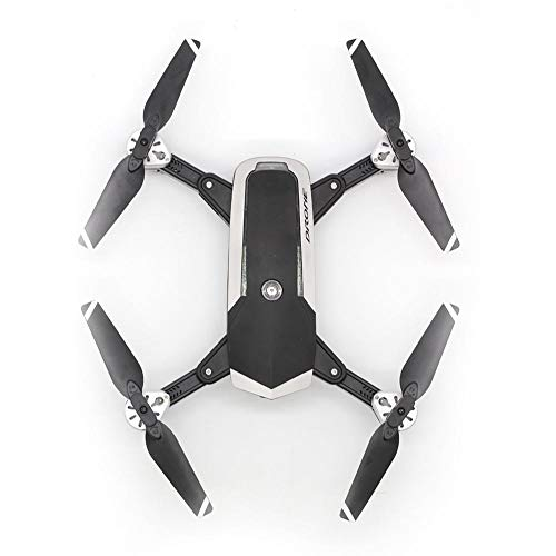 Rc Drone con fotocamera 1080 WiFi FPV pieghevole Selfie RC Quadricottero con obiettivo grandangolare...
