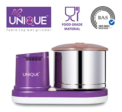 UNIQUE Table top Wet Grinder (Lavender)
