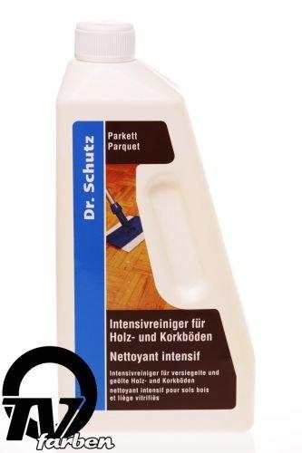 CC Dr. Schutz-Detergente intensivo per parquet e il sughero 750ml