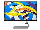 """Lenovo Q24i Monitor, Display 23,8"""" Full HD IPS, Bordi ultrasottili, Risoluzione 1920x1080, 250nits, 6ms,75Hz, HDMI+VGA, Black"""
