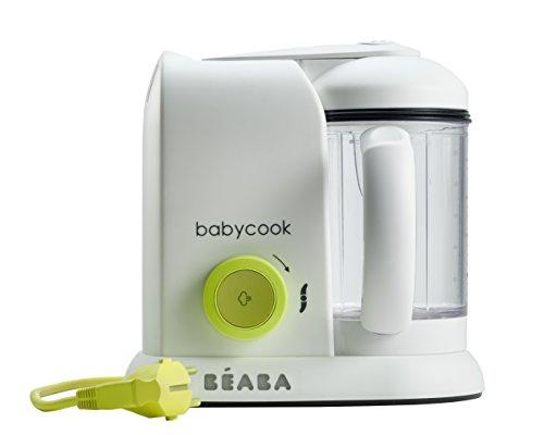Béaba Babycook - Robot de cocina 4 en 1