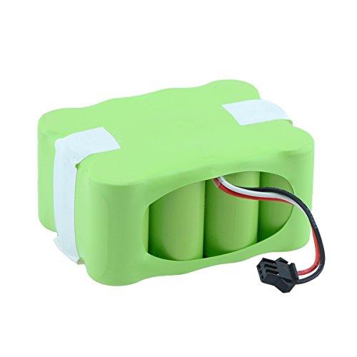 H. Koenig BTR22B batteria per aspirapolvere robot SWR22ed SWR28(dal 2014), verde