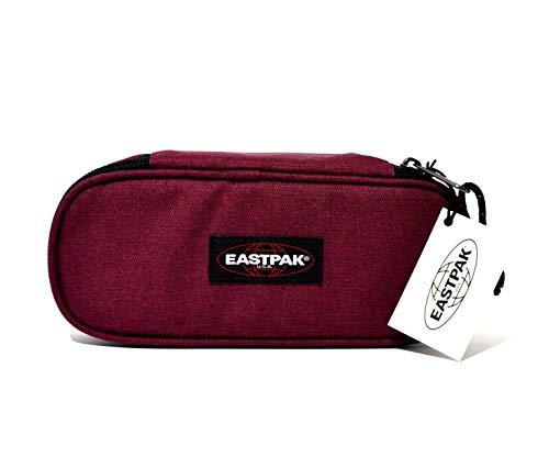 Eastpack Oval Single, Organizer Borsa Unisex Adulto, Viola (Crafty Wine), 9x5x22 cm (W x H x L)