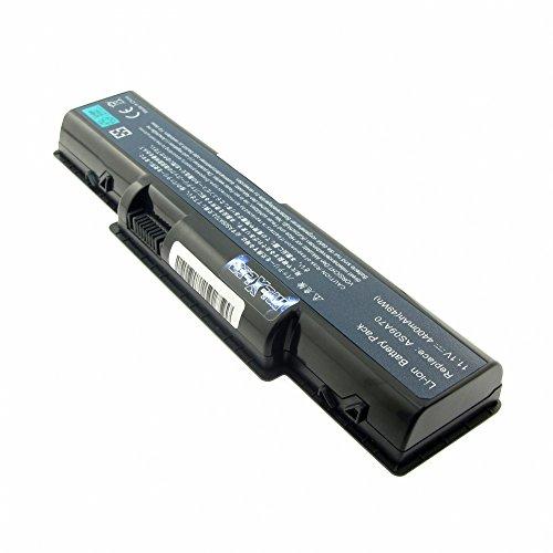 Batería, batería de ión de litio, 11.1 V, 4400 mAh, colour negro Packard Bell EasyNote TJ66