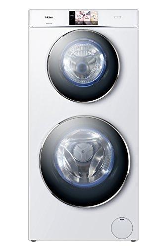 Haier HW120-B1558 Libera installazione Caricamento frontale 12kg 1500RPM A+++ Bianco lavatrice