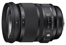 Sigma 24-105mm f/4 DG OS HSM - Objetivo para cámara réflex Canon (estabilizador, diámetro filtro 82 mm), color negro