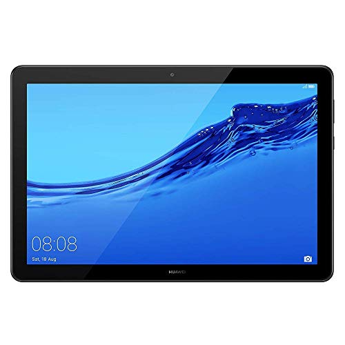 "Huawei Media Pad T5 - Tablet 10.1"" Full HD (Wifi, RAM de 3 GB, ROM de 32 GB, Android 8.0, EMUI 8.0) color negro"