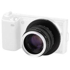 SLR Magic 35mm f/1.7 - Objetivo para Sony/Minolta (distancia focal fija 52.5mm, diámetro: 37mm) color negro