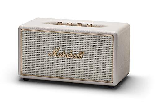 Marshall Stanmore Multi-Room Wi-Fi und Bluetooth Lautsprecher - beige (EU)
