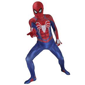 werty Cosplay Ropa Adultos Spider-Man PS4 Anime Disfraz Lycra Navidad Ropa De Halloween Marvel Avengers Cosplay Ropa