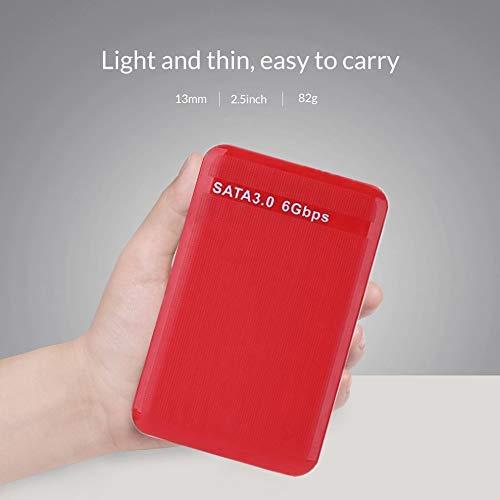 fdghhgjgtkuyiuy Vendita Calda USB 3.0 Esterno SATA Hard Drive Enclosure Senza Utensili ad Alta...