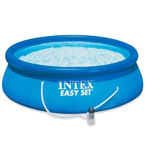 Intex Aufstellpool Easy Set Pools®, Blau, Ø 305 x 76 cm