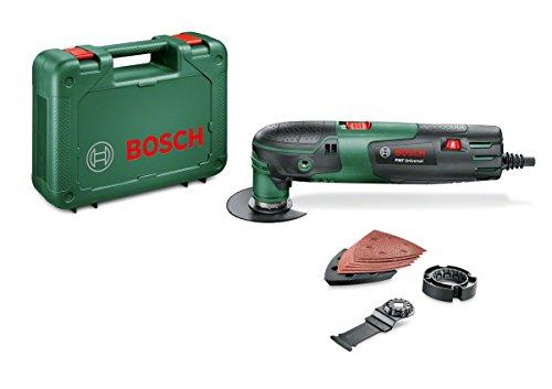 Bosch Multifunktionswerkzeug PMF 220 CE(220 Watt, für Starlock Zubehör, im Koffer)