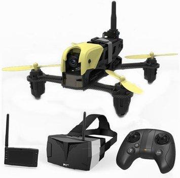 HUBSAN h122d Drone Racing con Maschera FPV