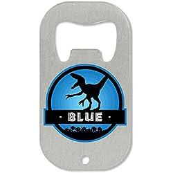 Velociraptor Blue Squad Abrebotellas