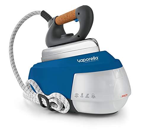 Polti Vaporella Forever 658Eco_Pro, ferro da stiro a vapore con caldaia, autonomia illimitata, 5...