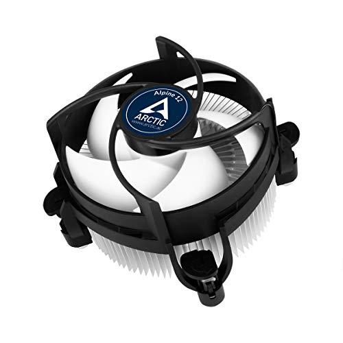 ARCTIC Alpine 12 - Ventola per CPU - Sistema di raffreddamento per PC - 92mm - con PWM Sharing...