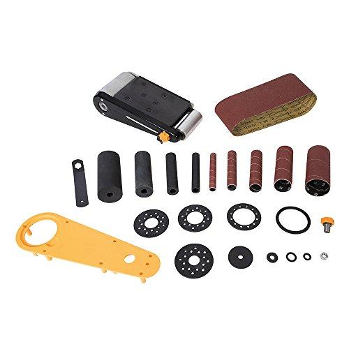 Triton 977604 Oszillierender Spindel-und Bandschleifer, 450 W TSPST450, orange
