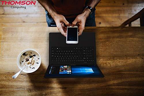 """Thomson Tablette détachable 2en1 HERO10.2GR32 - 10,1"""" Gris - Windows 10 Home - 2 Go de RAM - 32 Go de Stockage - Écran HD IPS 28"""