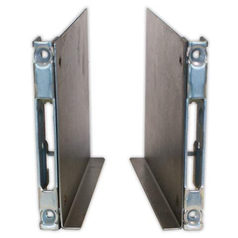 DOJA Industrial | Guida FORNO UNOX porta cerniera (L + R) | L = 110 mm