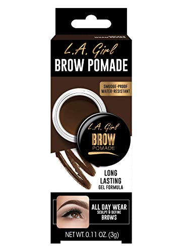 L.A Girl Brow Pomade, Dark Brown, 3g