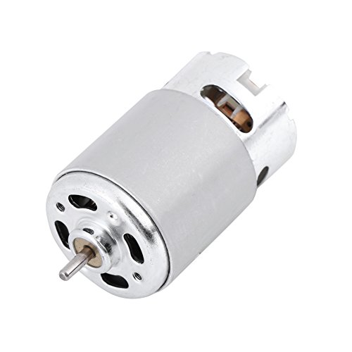 specifiche tecniche: Modello: RS-550 Potenza nominale: 0,07 (W) Tipo di prodotto: motore brush dc Tensione nominale: 12-24 (V) Corrente nominale: 4,5 (A) Velocità stimata: 5800 (RPM) Coppia nominale: 0,02 (NM) Dimensioni aspetto: 57 * 35.8 mm...