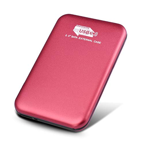 Hunty Hard Disk 1 TB Esterno,Hard Disk Esterno USB3.0 per PC, Mac, Xbox, PS4, Desktop, Laptop,...
