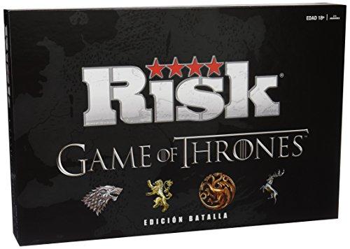Juego De Tronos - Risk, edición Batalla (Eleven Force S.L. 81212)